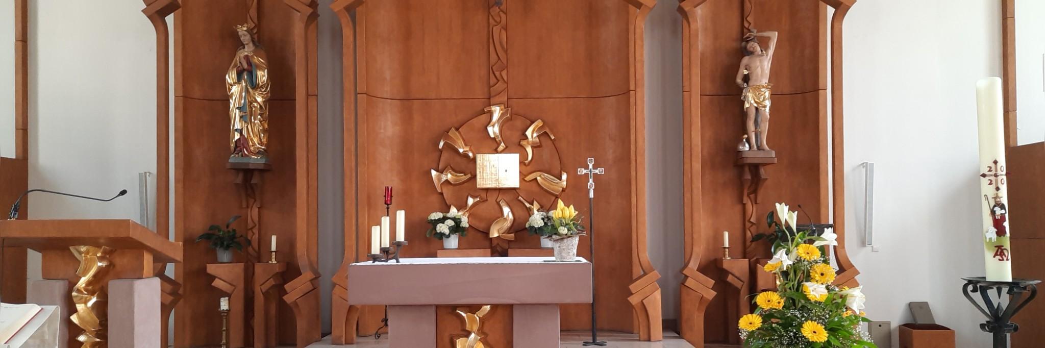 St. Kilian und Gefährten Kirche