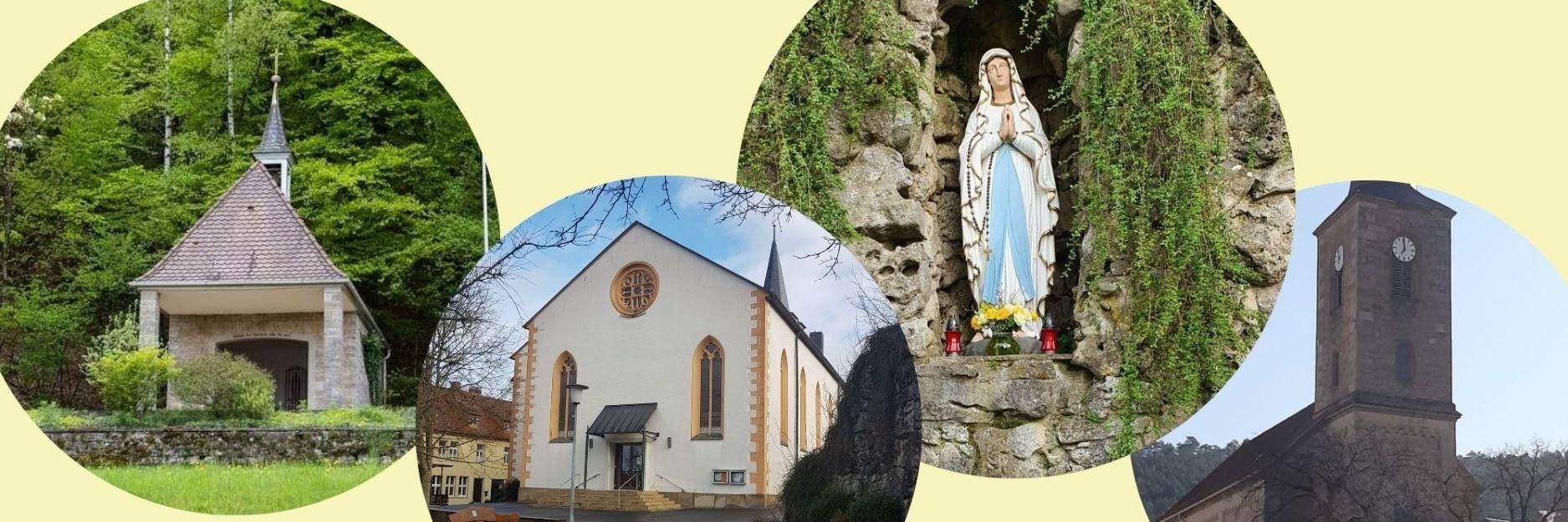 Pfarrei Nüdlingen und Haard